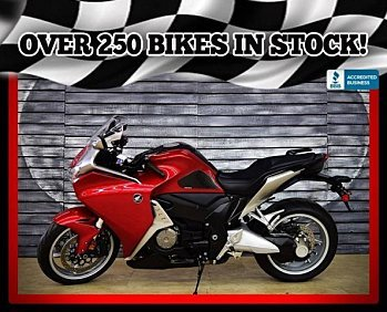 2010 Honda VFR1200F for sale 200449703