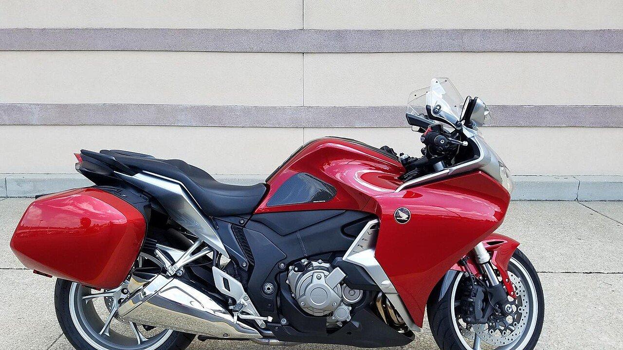2010 Honda VFR1200F for sale 200619002