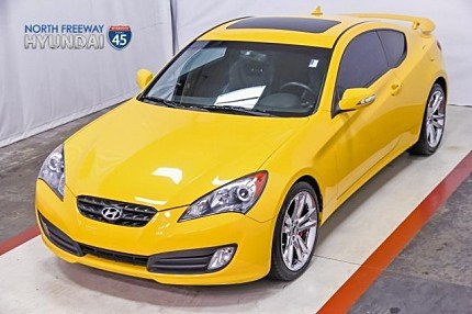 2010 Hyundai Genesis Coupe 3.8 for sale 100885207