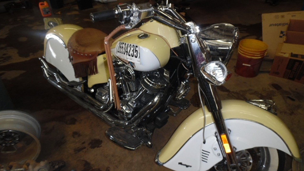 2010 Indian Chief Vintage for sale near Bedford, Virginia 24174 ...