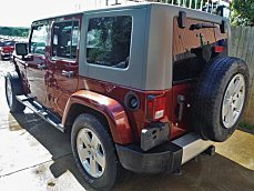 2010 Jeep Wrangler 2WD Unlimited Sahara for sale 100782642