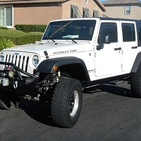 2010 Jeep Wrangler 4WD Unlimited Rubicon for sale 100747994