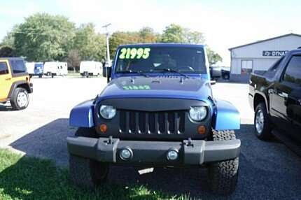2010 Jeep Wrangler 4WD Unlimited Sahara for sale 100919453