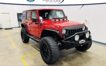 2010 Jeep Wrangler 4WD Unlimited Rubicon for sale 100930244