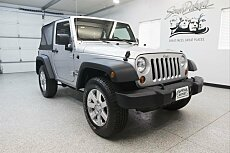 2010 Jeep Wrangler 4WD Sport for sale 100932010