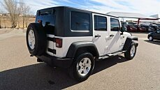 2010 Jeep Wrangler 4WD Unlimited Sport for sale 100957078