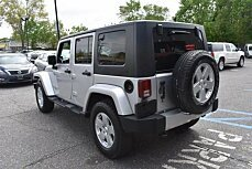 2010 Jeep Wrangler 4WD Unlimited Sahara for sale 100985796