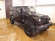 2010 Jeep Wrangler 4WD Unlimited Sahara for sale 100987418