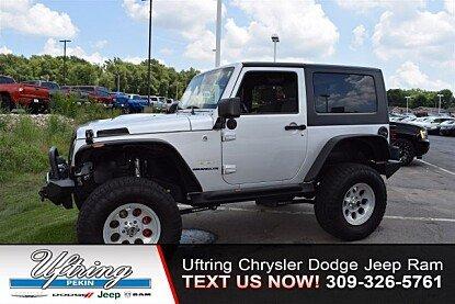 2010 Jeep Wrangler 4WD Sahara for sale 100996332
