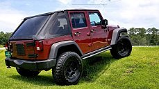 2010 Jeep Wrangler 4WD Unlimited Rubicon for sale 100999069