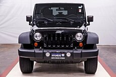 2010 Jeep Wrangler 4WD Unlimited Sport for sale 101014100