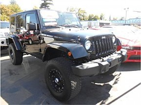 2010 Jeep Wrangler 4WD Unlimited Sahara for sale 101028296