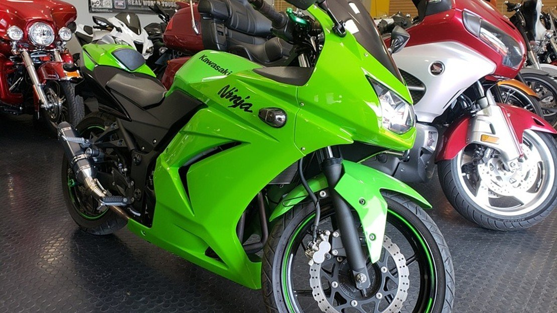 2010 Kawasaki Ninja 250R for sale 200608280