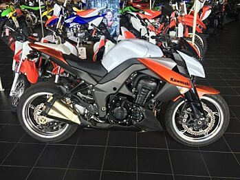 2010 Kawasaki Z1000 for sale 200483038