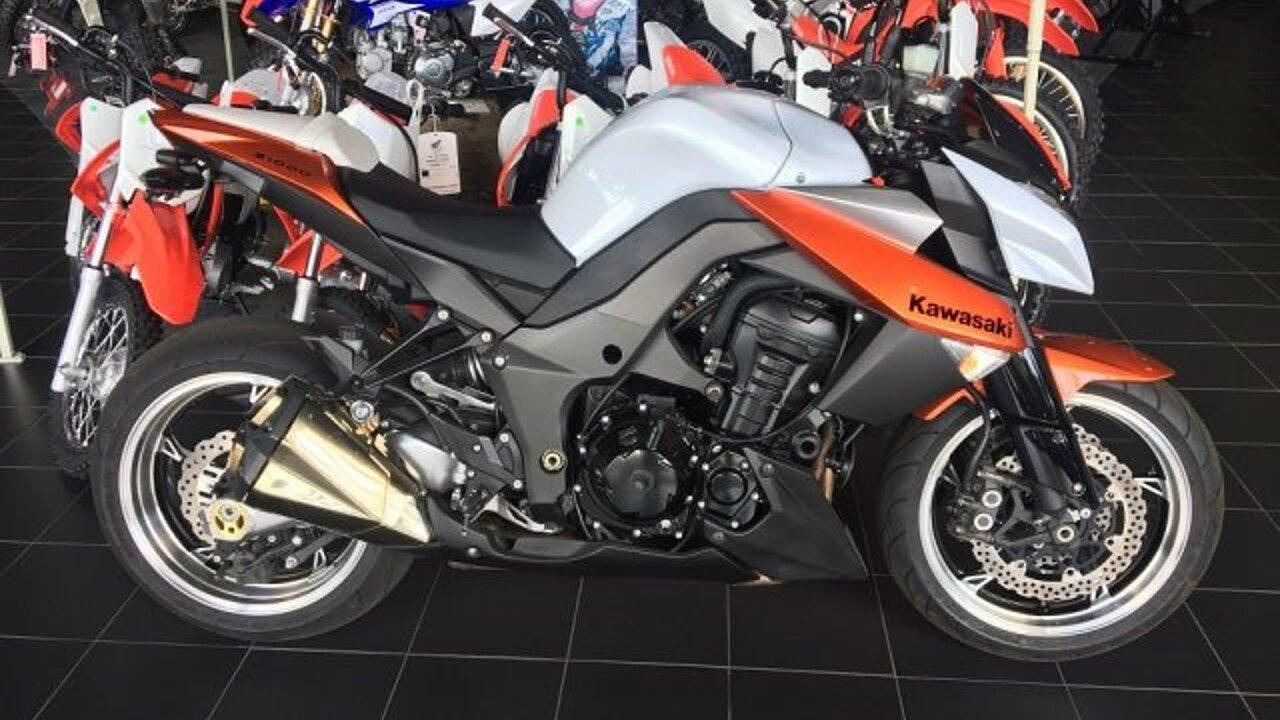 2010 Kawasaki Z1000 for sale 200483038