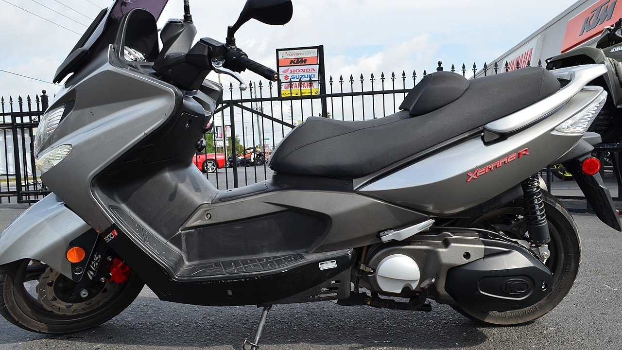 2010 Kymco Xciting 500Ri for sale 200553674