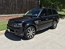 2010 Land Rover Range Rover Sport Supercharged for sale 100754770