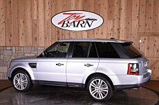 2010 Land Rover Range Rover Sport HSE LUX for sale 100842830
