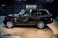2010 Land Rover Range Rover HSE LUX for sale 100863082