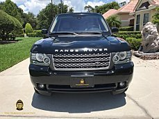 2010 Land Rover Range Rover HSE LUX for sale 100886098