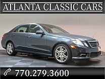 2010 Mercedes-Benz E550 Sedan for sale 100773549