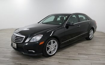 2010 Mercedes-Benz E550 4MATIC Sedan for sale 100895476