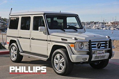 2010 Mercedes-Benz G550 for sale 100962970