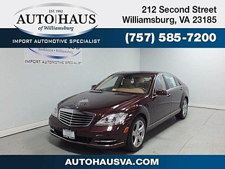 2010 Mercedes-Benz S550 4MATIC for sale 100937576