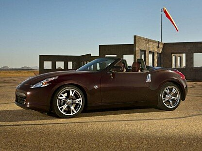 2010 Nissan 370Z Roadster for sale 100786209