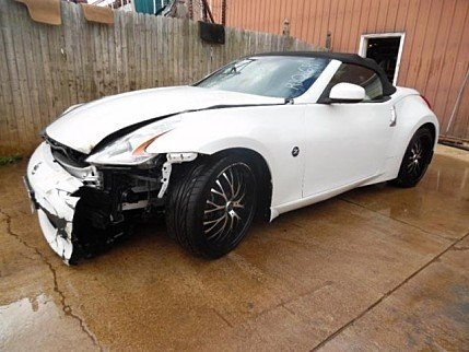 2010 Nissan 370Z Roadster for sale 100783879