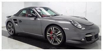 2010 Porsche 911 Turbo Cabriolet for sale 100776297