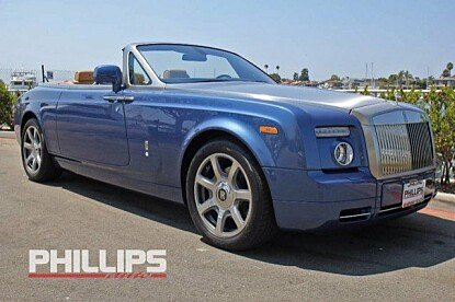 2010 Rolls-Royce Phantom Drophead Coupe for sale 100787037