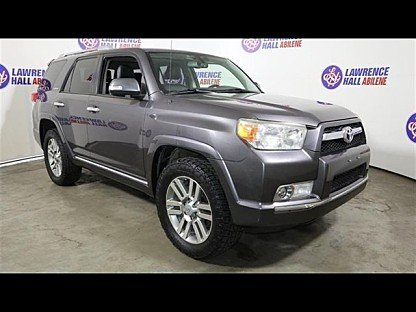 2010 Toyota 4Runner 4WD for sale 100967527