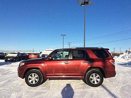 2010 Toyota 4Runner 4WD for sale 101045695