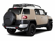 2010 Toyota FJ Cruiser 4WD for sale 100789448