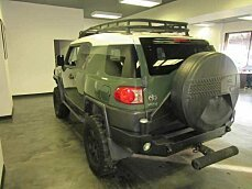 2010 Toyota FJ Cruiser 4WD for sale 100841309