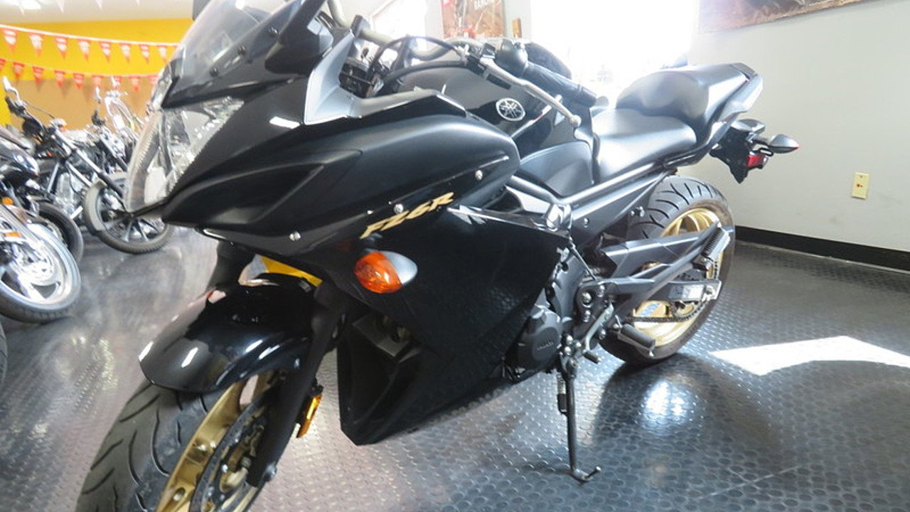 2010 Yamaha FZ6R for sale near Nashville, Illinois 62263 ...