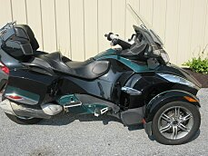 2010 can-am Spyder RT for sale 200614539
