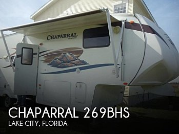 2010 coachmen Chaparral for sale 300000555