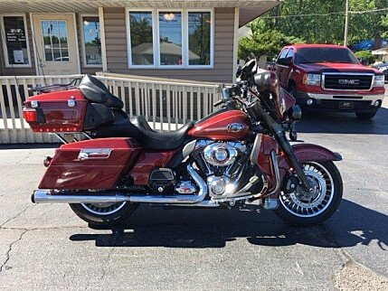 2010 harley-davidson Touring for sale 200591744