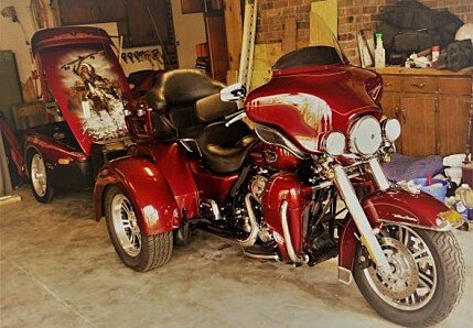 2010 harley-davidson Trike for sale 200564083