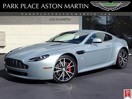 2011 Aston Martin V8 Vantage Coupe for sale 100766048