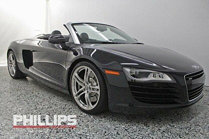 2011 Audi R8 4.2 Spyder for sale 100766014