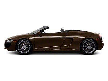 2011 Audi R8 4.2 Spyder for sale 100789521
