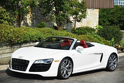 2011 Audi R8 5.2 Spyder for sale 100850924
