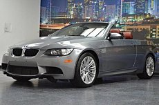 2011 BMW M3 Convertible for sale 100784011