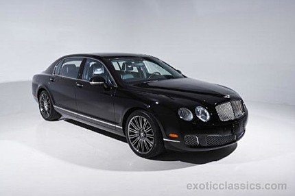 2011 Bentley Continental Flying Spur Speed for sale 100871508