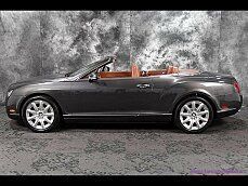 2011 Bentley Continental GTC Convertible for sale 100872234