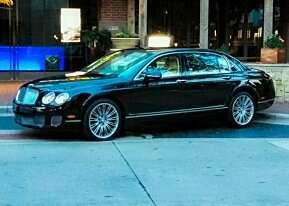2011 Bentley Continental Flying Spur Speed for sale 101047225