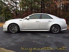 2011 Cadillac CTS V Sedan for sale 100830872